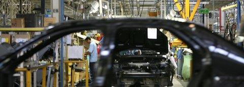 Intenção de investimentos da indústria recua 3,1 pontos no trimestre