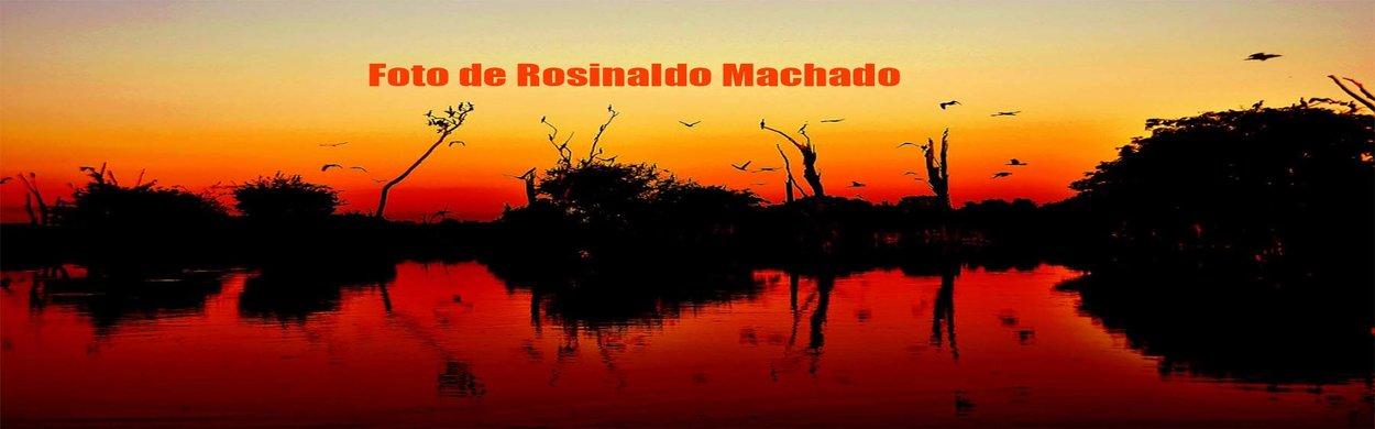 FINAL DE TARDE NO VALE DO GUAPORÉ - Por Rosinaldo Machado
