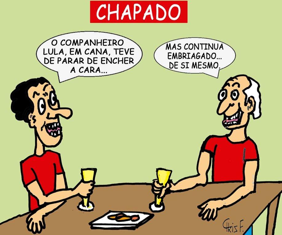 CHAPADO - Gente de Opinião