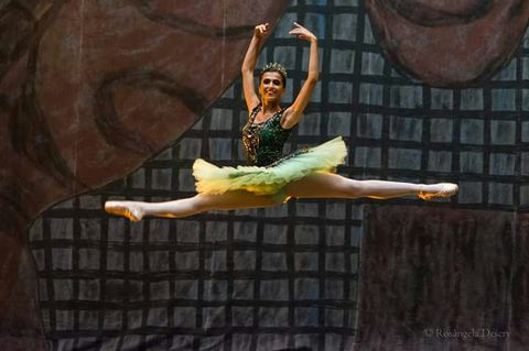 Ballet D'Palma se apresenta nesta quinta no Festival de Dança do Shopping