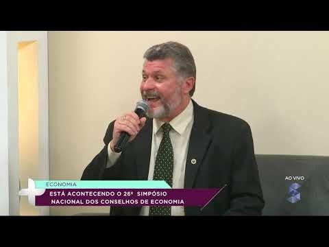 Porto Velho sedia o XXVI Simpósio Nacional dos Conselhos de Economia (VÍDEO)