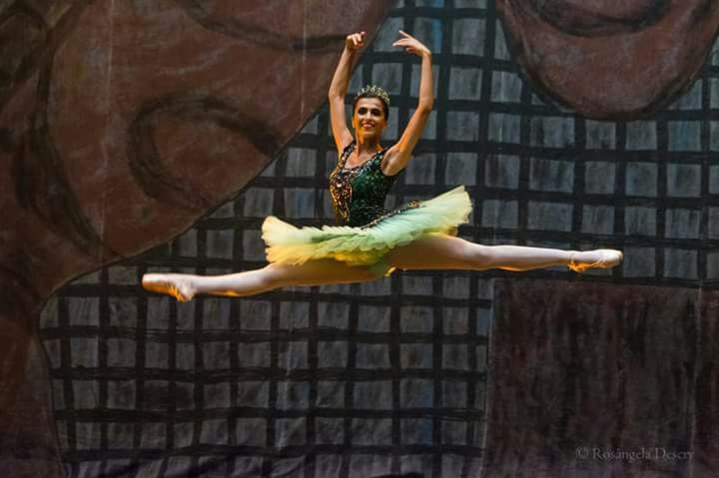 Ballet D'Palma se apresenta nesta quinta no Festival de Dança do Shopping - Gente de Opinião