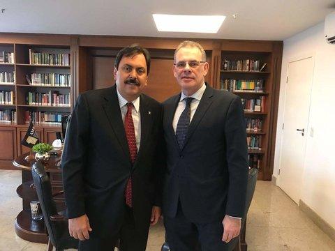 Presidente da AMB visita Porto Velho na segunda-feira (24)