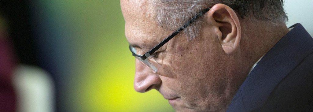 Alckmin entrará para a história como aquele que 'desperdiçou' a propaganda de TV  - Gente de Opinião