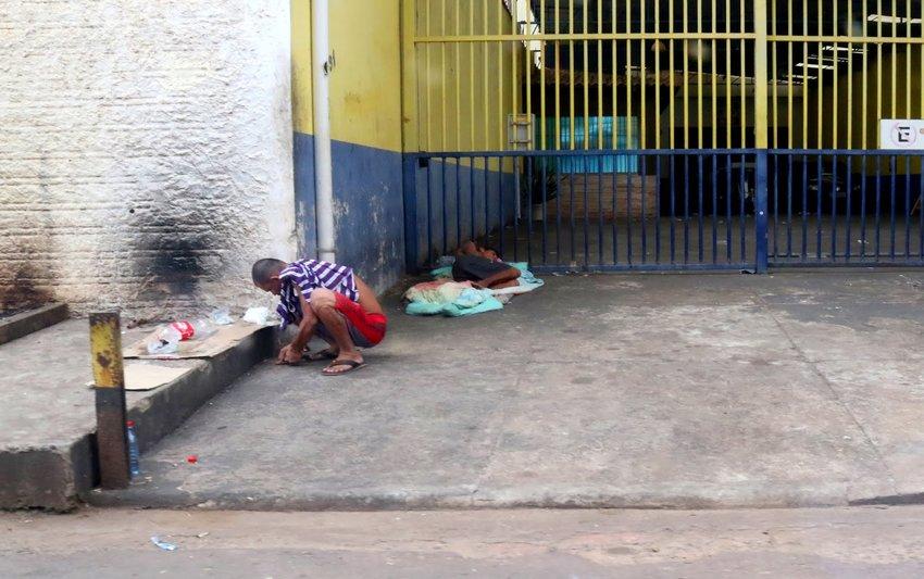 A violência já atinge a cracolândia de Porto Velho - Por Marcelo Freire