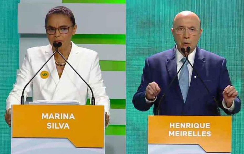 Marina e Meirelles são questionados sobre aborto e defesa dos povos indígenas - Gente de Opinião