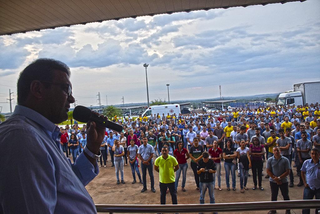Caravana Sem Medo de Ser Feliz no interior do estado - Gente de Opinião