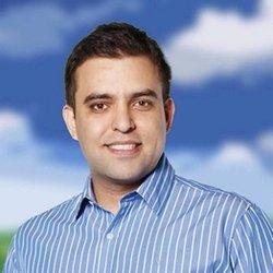 17 – GUILHERME ERSE: Guilherme  Erse Moreira Mendes, advogado, vereador, foi chefe da Casa Civil (no Estado). Pretende ser deputado estadual na próxima eleição. - Gente de Opinião