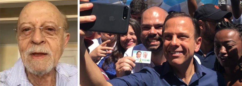 """Ex-governador do PSDB, Goldman pede que paulistas """"evitem"""" eleger Doria - Gente de Opinião"""