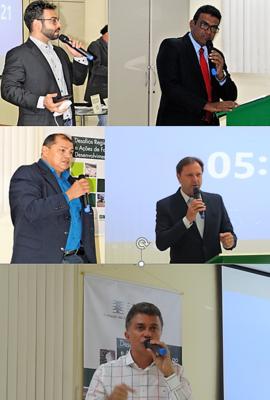 Fiero sabatina candidatos a chefe do executivo de Rondônia