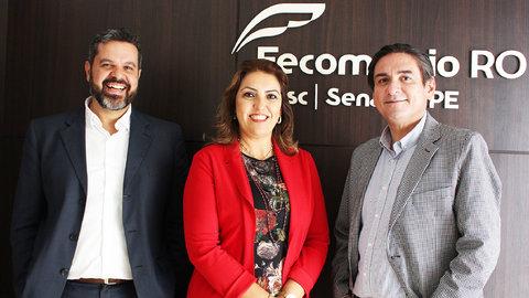 CNC realiza treinamento com conselheiros e diretores da Fecomércio-RO sobre Representação