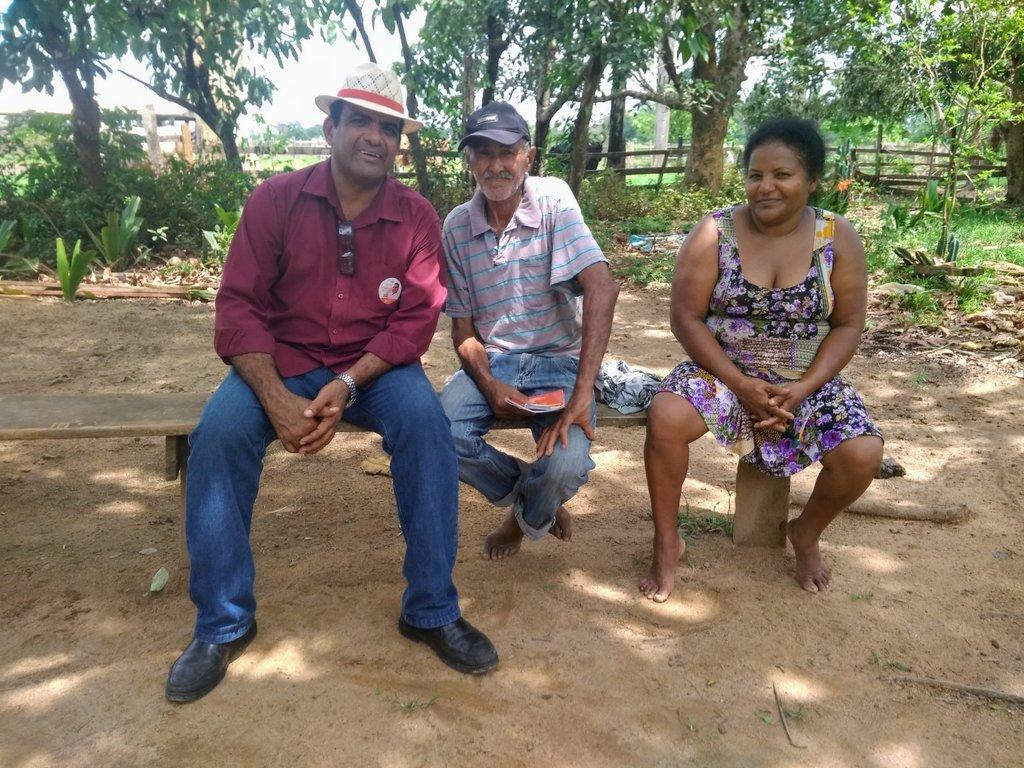 Hoje tem debate sobre conflito agrário na Faculdade Católica: saiba quem é Pimenta de Rondônia - Gente de Opinião