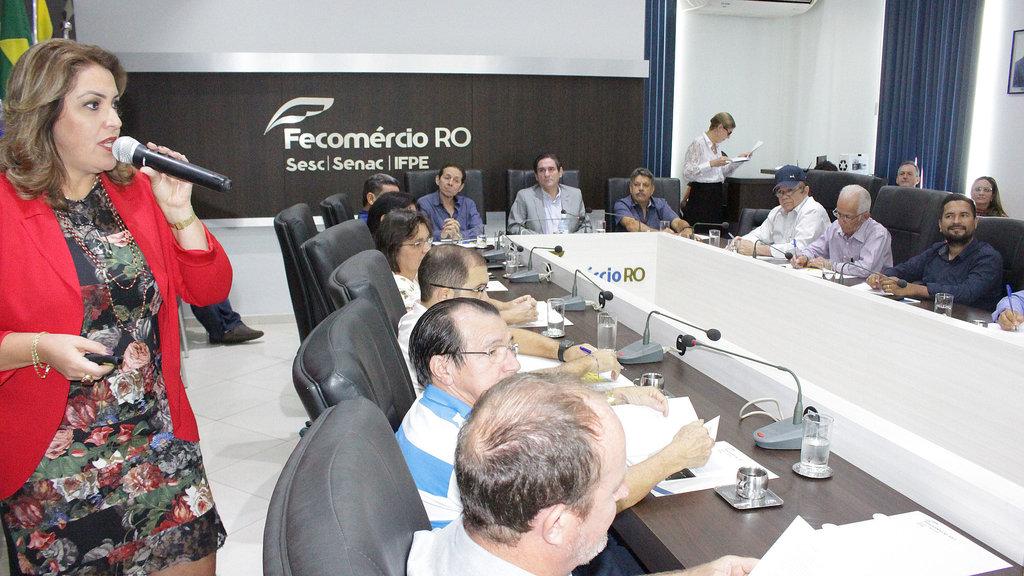 CNC realiza treinamento com conselheiros e diretores da Fecomércio-RO sobre Representação - Gente de Opinião
