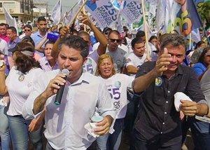 Marcos Rogério intensifica campanha pelo Estado   - Gente de Opinião