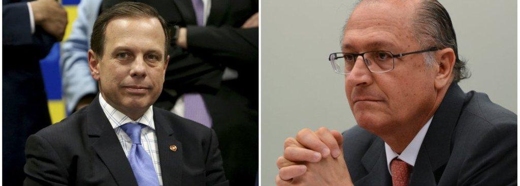 Tijolaço: traição de Dória a Alckmin enterra a ambos - Gente de Opinião