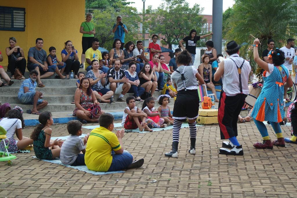 Palco Giratório 2018: Última semana tem apresentações especiais - Gente de Opinião