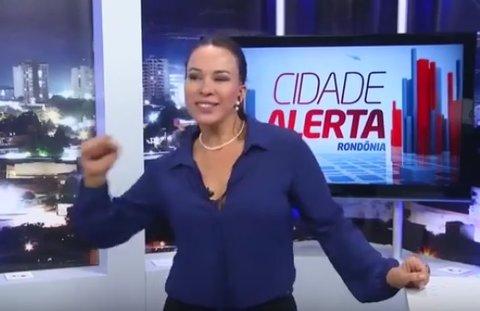 Sandra Santos é puro Rock, nas tardes da SICTV (VÍDEO)