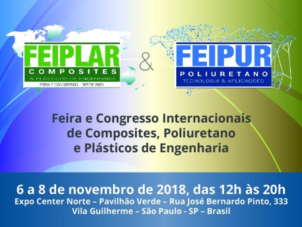 Mais de 100 peças acabadas na FEIPLAR COMPOSITES & FEIPUR 2018 - Gente de Opinião