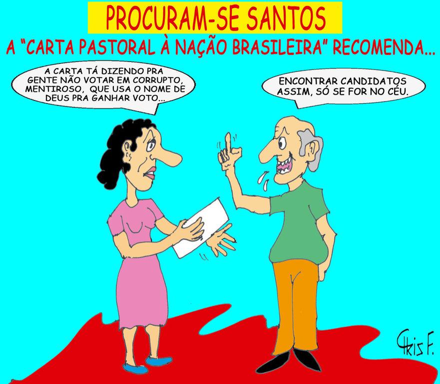 PROCURAM-SE SANTOS - Gente de Opinião