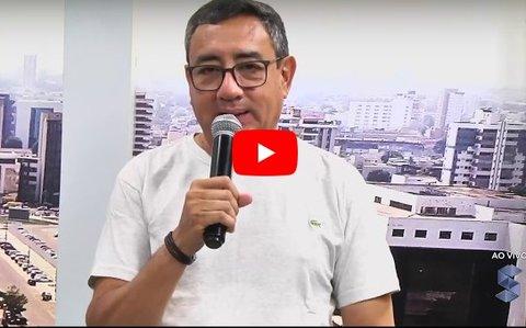 Ocampo fala sobre a programação para o aniversário de Porto Velho (VÍDEO)