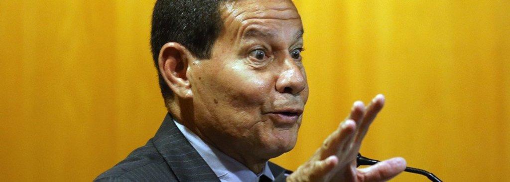 Vice de Bolsonaro critica pagamento de 13º e adicional de férias - Gente de Opinião