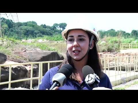 Sucesso no canal de peixe da Hidrelétrica Santo Antônio, em Porto Velho - RO (VÍDEO)