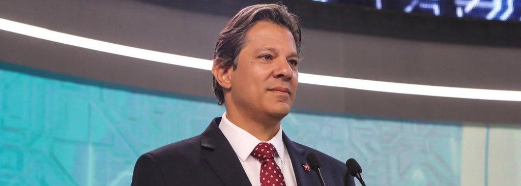 Haddad diz que liberdade de imprensa está ameaçada - Gente de Opinião