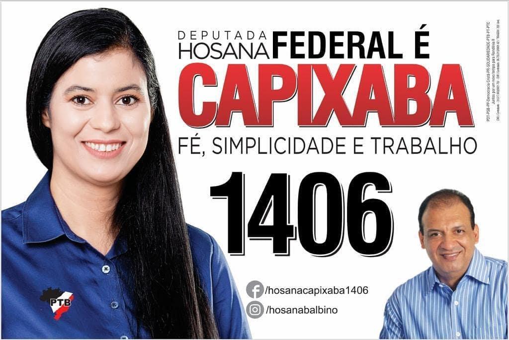 TRE-RO devolve material de campanha de Hosana Capixaba - Gente de Opinião