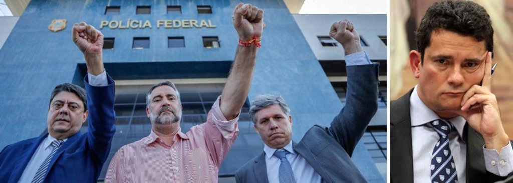 Pimenta, Teixeira e Damous apresentam reclamação contra Moro no CNJ  - Gente de Opinião