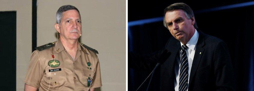 Presidente do Clube Militar, pró-Bolsonaro, quer restrição a direitos e fim das cotas - Gente de Opinião