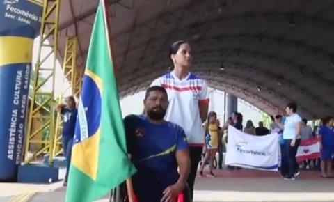 Sesc realiza a primeira PARACOPA de Rondônia (VÍDEO)