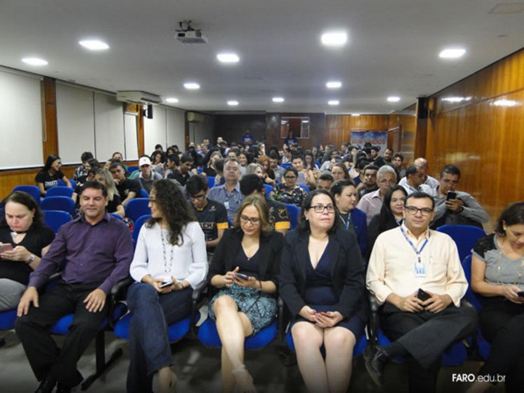 Encontro de Ciência e Tecnologia reúne acadêmicos e professores na Faro - Gente de Opinião