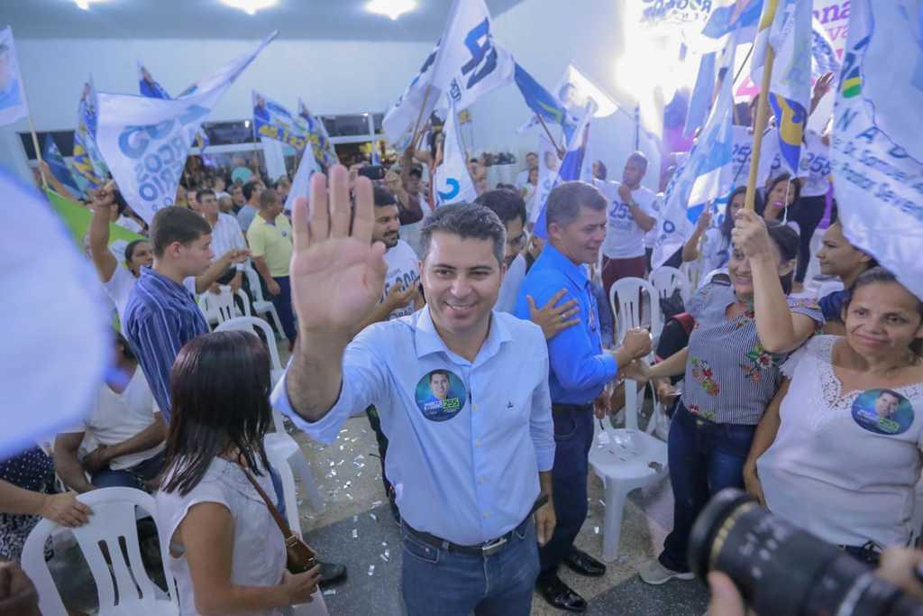 Marcos Rogério agradece votos e reafirma compromisso com Rondônia  - Gente de Opinião