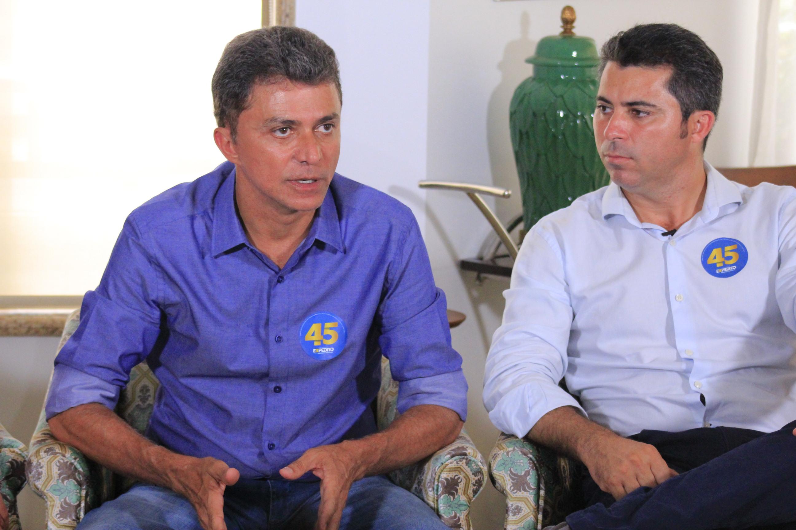 ac58e8adc Candidato apoiou Alckmin, do seu partido, no primeiro turno, mas agora  pedirá votos para Jair Bolsonaro