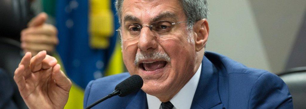 Jucá, líder do golpe, fica fora do Senado  - Gente de Opinião