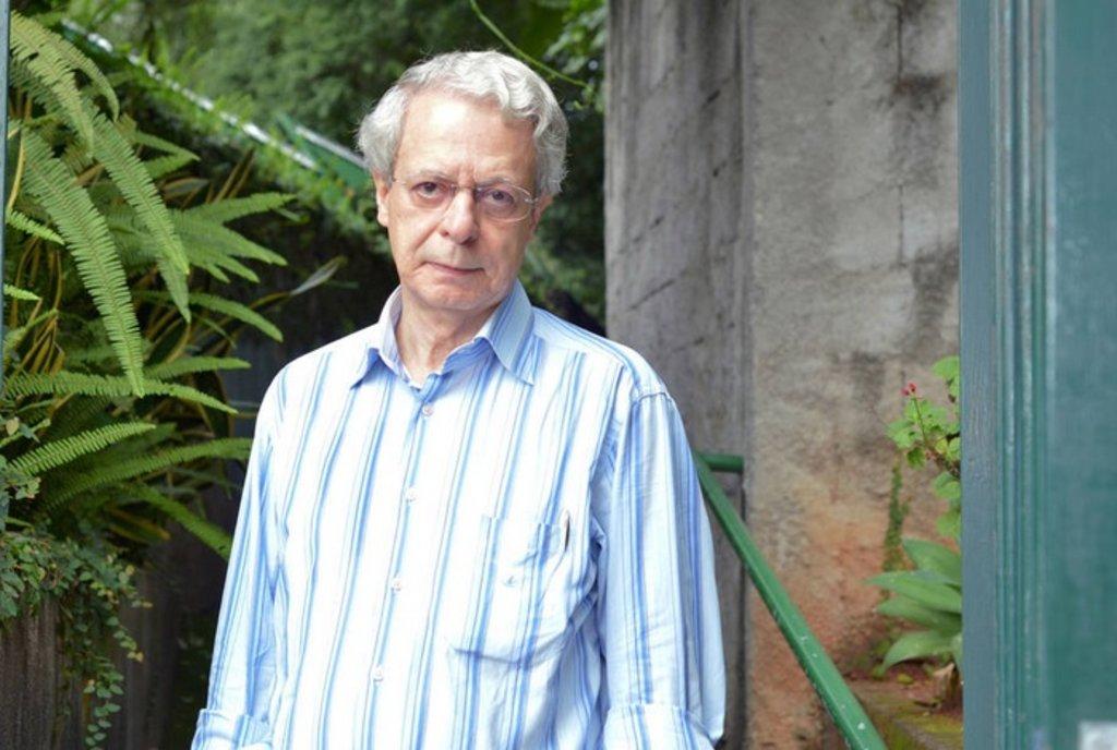 O escritor Frei Betto Foto: Iara Morselli/Estadão - Gente de Opinião