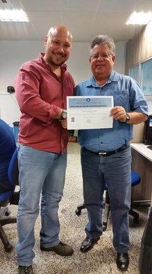 Federação Rondoniense de Xadrez recebe Certificação do CONEDEL