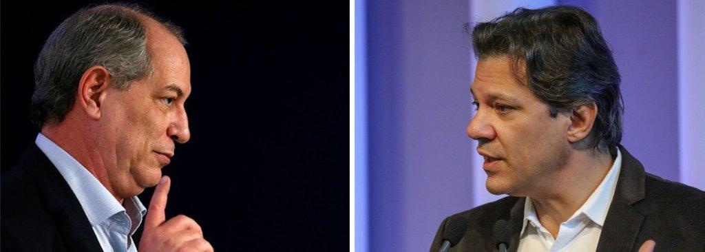 Ciro chama Haddad de 'presidente' em telefonema - Gente de Opinião