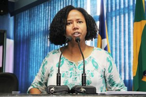Eleita deputada federal, vereadora de Ji-Paraná vai dizer ao PDT que apoia Bolsonaro - Gente de Opinião