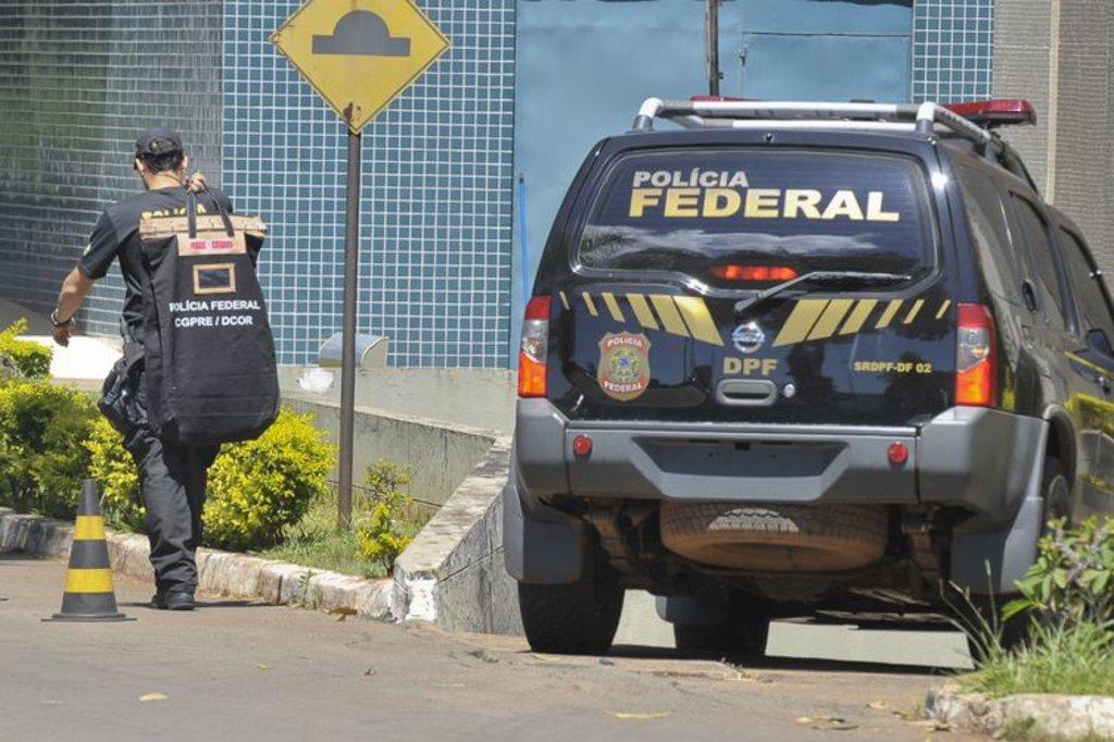 PF cumpre mandados contra lavagem de dinheiro em SP e Brasília - Gente de Opinião