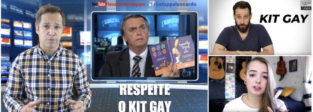 Vídeos desmascaram kit gay, maior fake news de Bolsonaro - Gente de Opinião