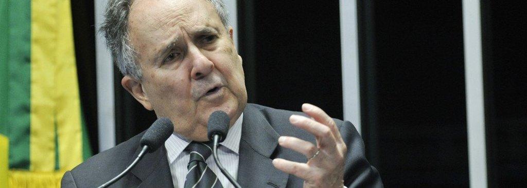 Cristovam Buarque declara voto em Haddad - Gente de Opinião