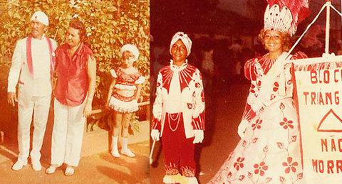 História do Carnaval em Porto Velho. Escola de samba O Triângulo Não Morreu - Por Zekatraca