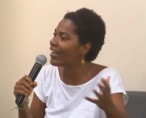 Marcela Bonfim fala da II Mostra de Fotografia a Céu Aberto (VÍDEO)