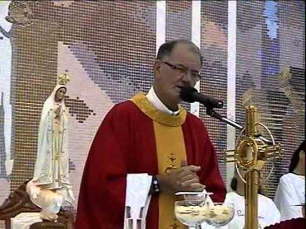 Morre o Padre Zezão em Ariquemes - Gente de Opinião