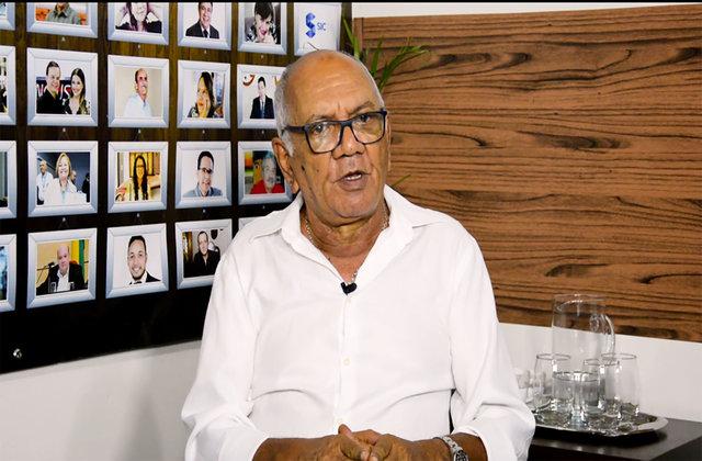 Beni Andrade fala da emoção e dos bastidores das rádios e os testes com os focas (VÍDEO)