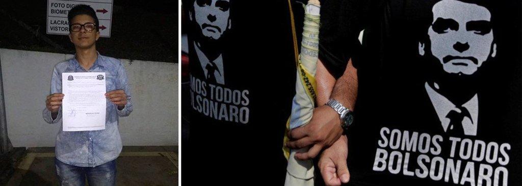 Bolsonarista lutador de Jiu-jitsu espanca jovem em SP  - Gente de Opinião
