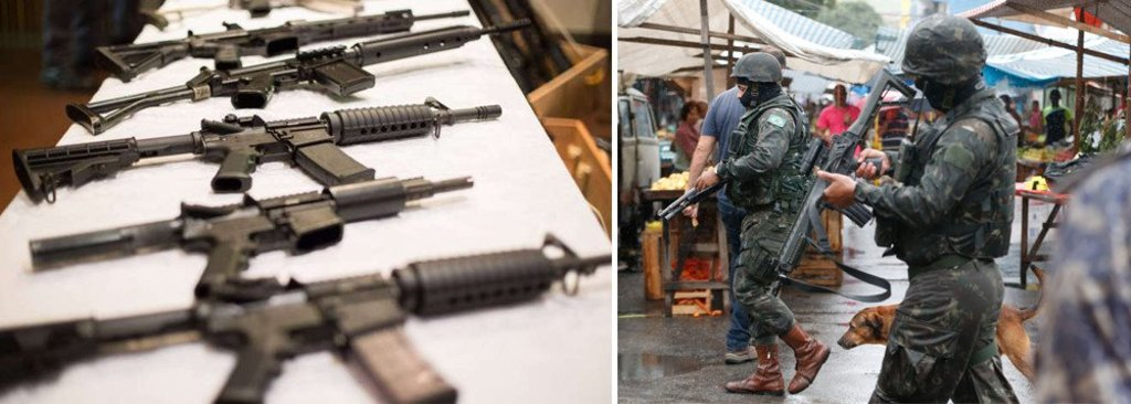 Deputados militares querem bancada do fuzil e revisão do desarmamento - Gente de Opinião