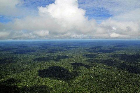 Chove menos no Sul da Amazônia