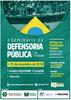 30 anos da Constituição Federal é o tema de II Seminário da DPE-RO no interior
